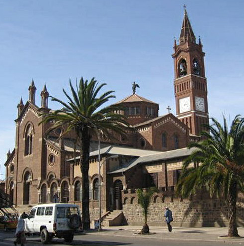 RKK Asmara Church edited