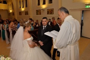 2 Foto Chaldees huwelijk