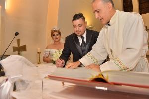 4 Chaldees huwelijk