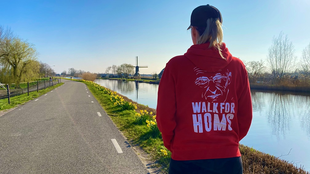 walk for homs